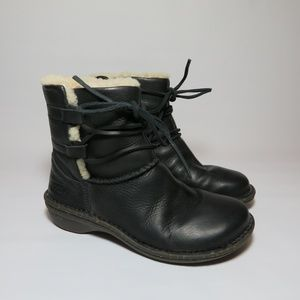 UGG Caspia Leather Boots